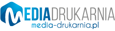 Media - drukarnia / Studio reklamy - Logo